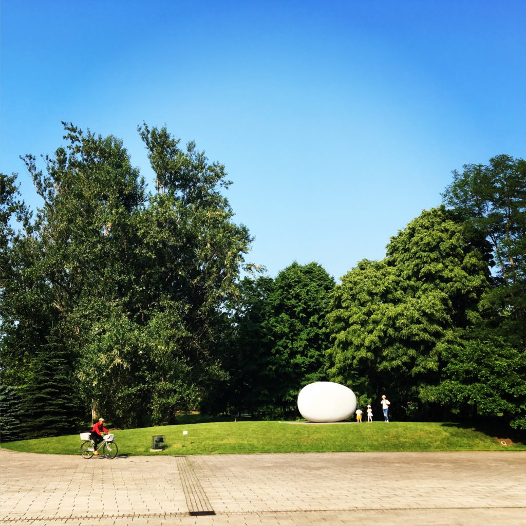札幌・中島公園の写真